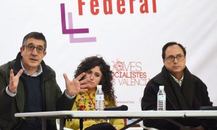 Jóvenes socialistas debaten en Altura las bases del modelo federal