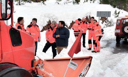 Diputación y Generalitat unen esfuerzos contra el temporal