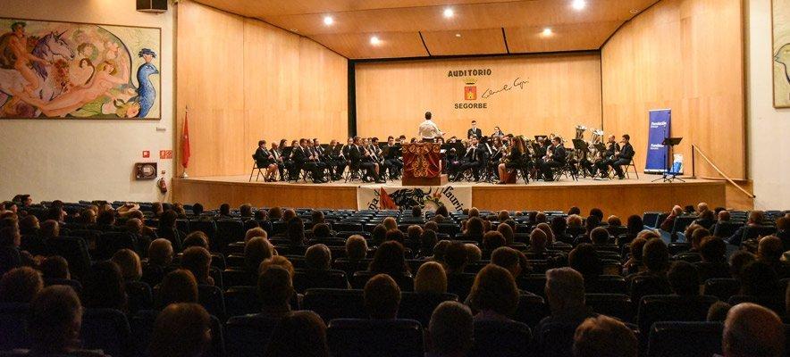 La Peña Cultural Taurina celebra un concierto  con estreno de obra