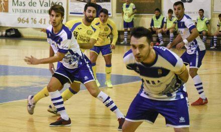 Viveros Mas de Valero derrota al Pinseque con un rotundo 4-7