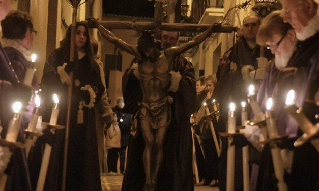 Segorbe celebra la Procesión del Silencio y una cena solidaria