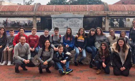 Alumnos del Seminario regresan de un intercambio en Atlanta