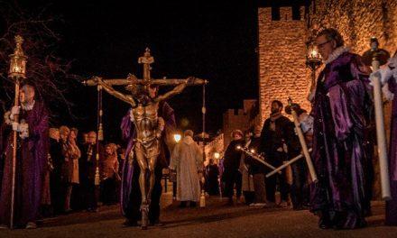 Segorbe celebró el viernes la Procesión del Silencio