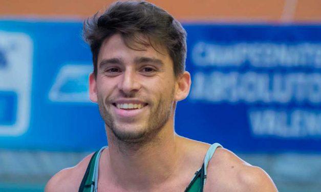 CDFS homenajeará mañana al campeón de España  Vicente Docavo