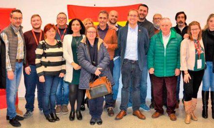 El PSPV del Alto Palancia renueva la ejecutiva comarcal