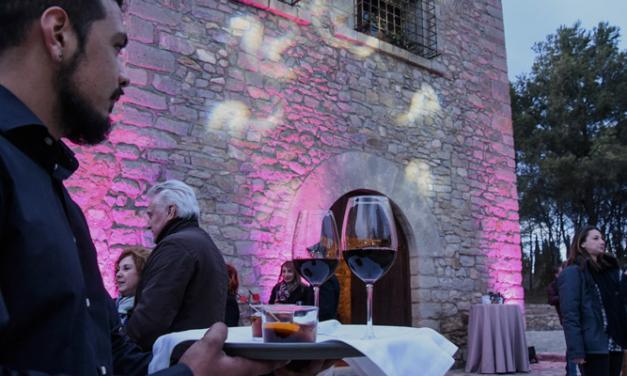 Restaurante Randurías organiza eventos en la Masía del Campillo