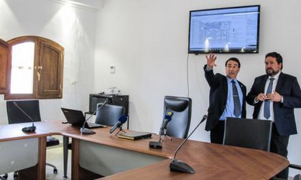 © Inauguran las obras de remodelación del Ayuntamiento de Caudiel