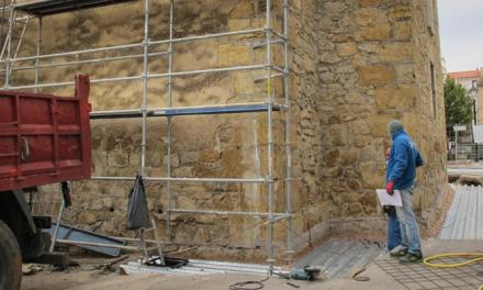 © Diputación aporta 120.000 € para restaurar la Iglesia de Caudiel