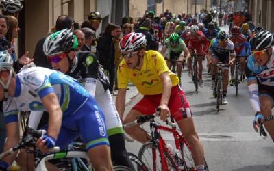 La última etapa del trofeo Victor Cabedo parte y termina hoy en Segorbe
