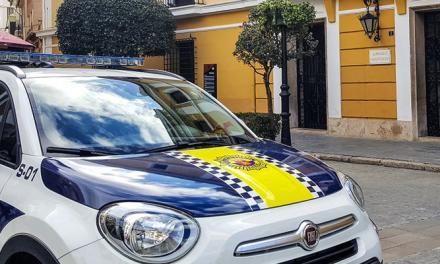 Compran un Fiat 500 para la policía local de Segorbe