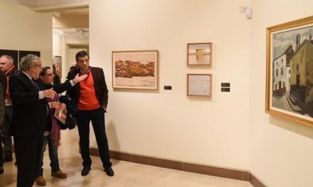 """© Fundación Bancaja expone la muestra """"El Paisaje del siglo XX"""""""