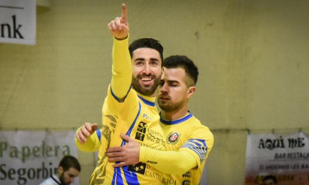 Viveros Mas de Valero empata en el primer partido de la liga