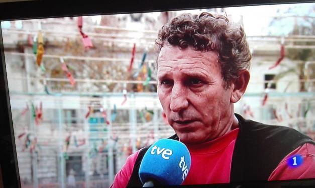 © Zarzoso triunfa en Valencia con una mascletà dedicada a su madre