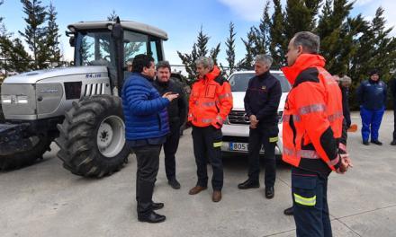 © Barracas entra en el anillo de seguridad urbano-agrícola-forestal