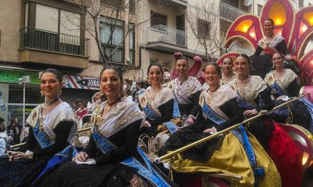 © Soneja, Viver, Navajas, Jérica y Segorbe acuden al Pregó de Castellón