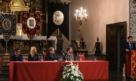 Vicente Martínez pregonero de la Semana Santa segorbina