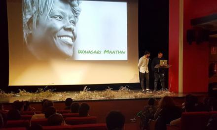 © Entrega de premios del Concurso Literario del Día del Árbol
