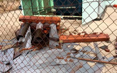 Roban y causan destrozos en Torás, Barracas y El  Toro