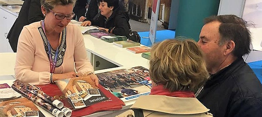 Segorbe se promociona en Sevatur bajo la marca de la Comunitat