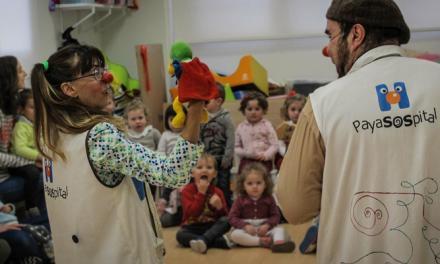 payaSOSpital vista el Centro de Educación Infantil Yo solito