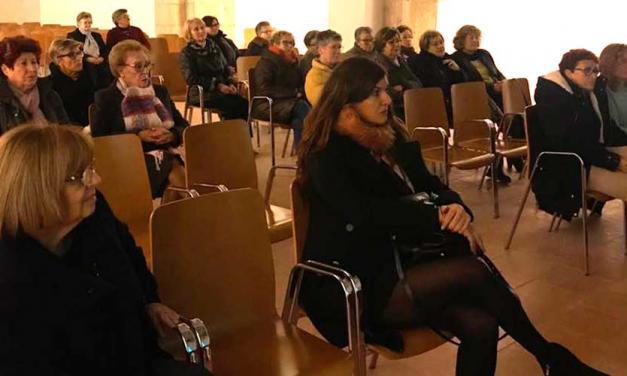 Jérica celebra una conferencia sobre la igualdad