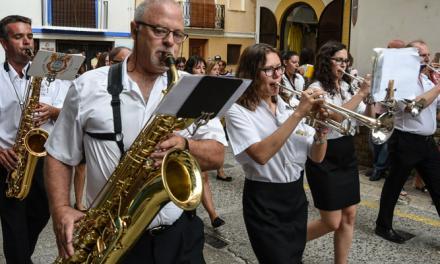 Viver celebrará el sábado la XXI Trobada de Bandas