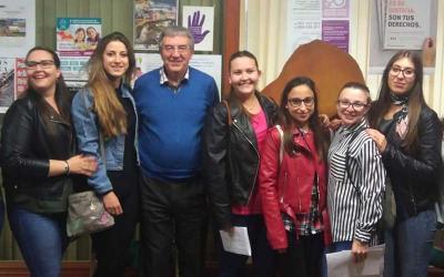 Diez mujeres se hacen cargo de la Comisión de Toros de Altura