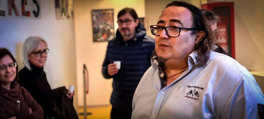 Pedro Jimenez Soria expone en la Tourist info de Segorbe