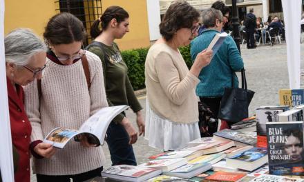 Segorbe celebra hoy la Feria del Libro