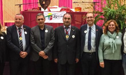 El hermanamiento de Soneja reúne al PSOE a su alrededor