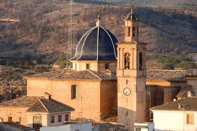 Nombran a un mismo párroco para las iglesias de Soneja y Azuébar