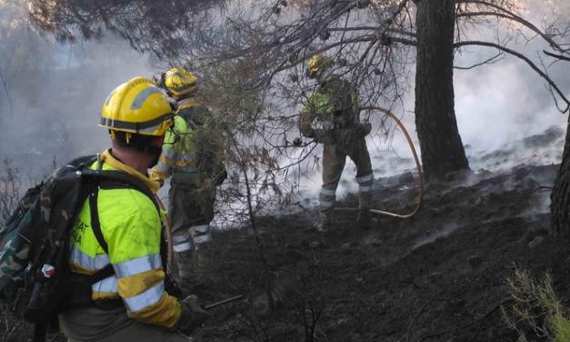 Registrado un nuevo incendio en Novaliches