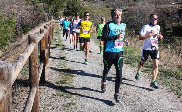 Corredores del Saltamontes suben al podio de la Maratón Ojos Negros