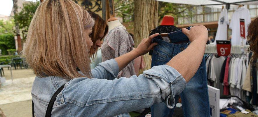 Segorbe celebra un animado Mercado de Oportunidades