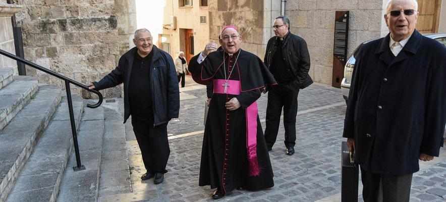 Inicio en la Catedral de Segorbe del Año Jubilar Vicentino