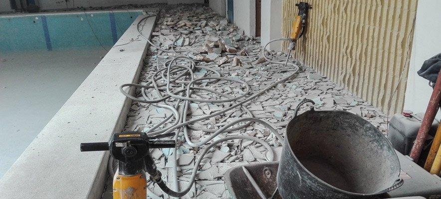 Segorbe invierte 30.000 € en cubrir el vaso de la antigua piscina