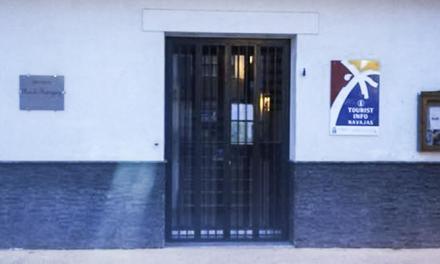 La Oficina de Turismo de Navajas cerró en Pascuas
