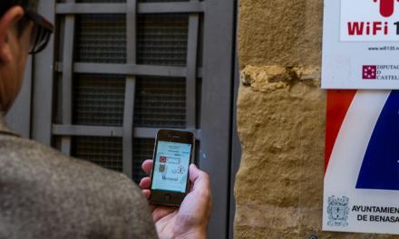 Diputación mejora la conexión wifi gratuita