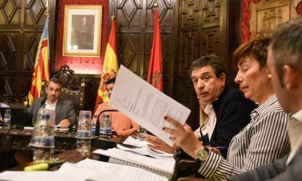PP Segorbe pide un pleno para aclarar el género desaparecido de SS