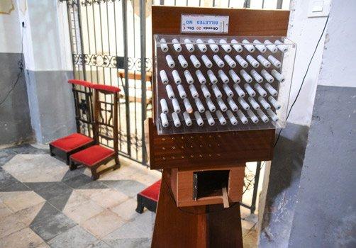 Roban los cepillos de la Iglesia de Soneja y causan destrozos en la sacristía