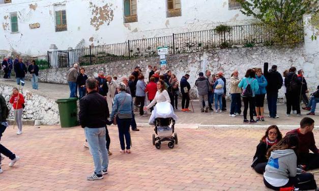 Altura celebra en jornada electoral la romería a la Cueva Santa