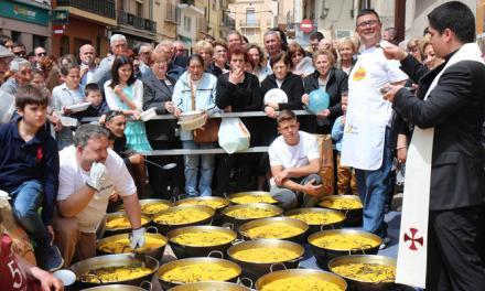 Viver ha repartido hoy 2.500 raciones de la Sopa del Santo