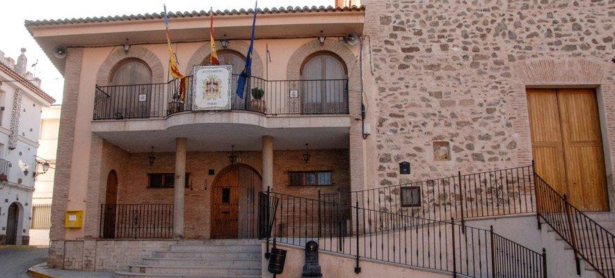 Los vecinos de Torás, Teresa y Bejís se quedan sin internet