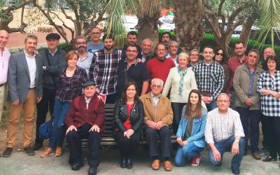 Mariano García reelegido secretario general del PSOE de Segorbe