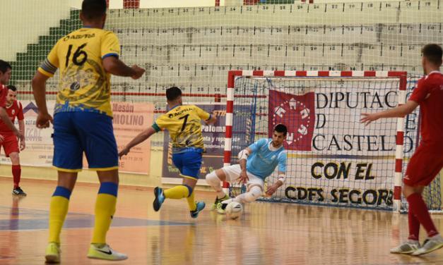 Viveros Mas de Valero consigue el triunfo en el último partido de liga