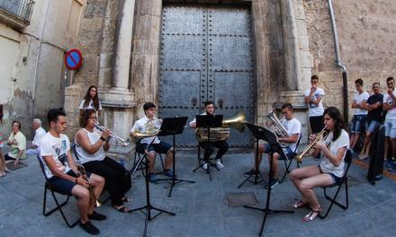 El Conservatorio de Música abre sus puertas al público
