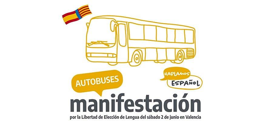«Hablamos Español» invita a los palantinos a una manifestación en Valencia