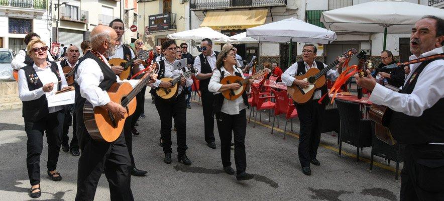 © Albentosa acogerá el IV Encuentro de Rondallas del Alto Palancia