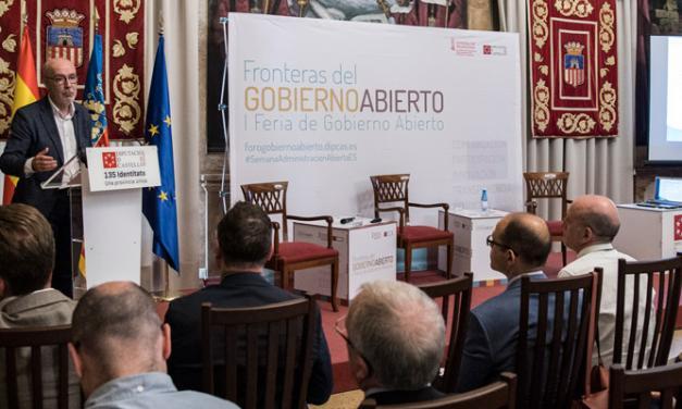 Diputación ayuda a los pueblos a actualizar la política de datos