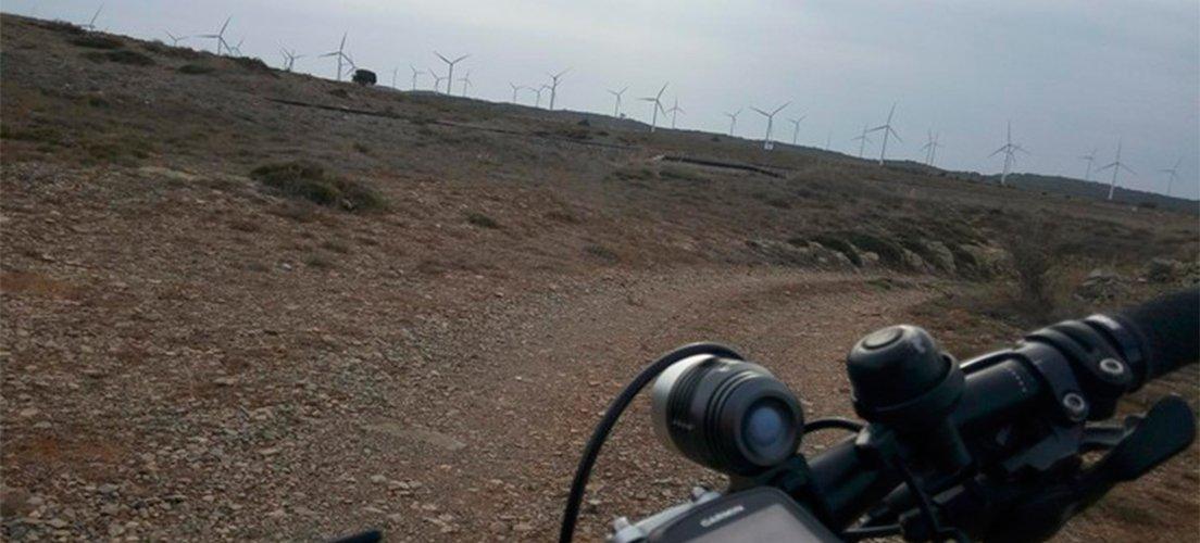 Atropellan en Barracas a un campanero de Soneja cuando iba en bicicleta